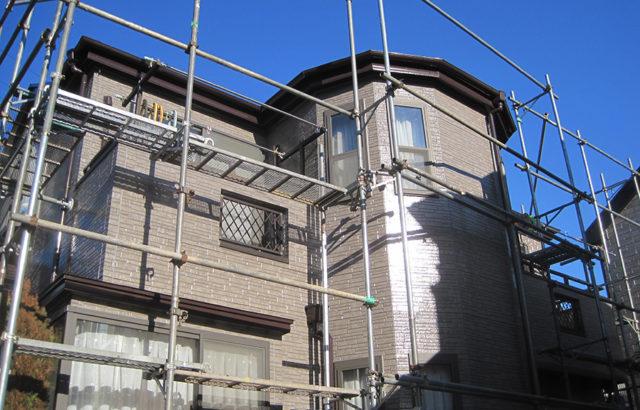 山梨県甲府市 S様 外壁塗装 屋根塗装