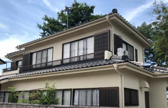 東京都立川市 外壁塗装工事