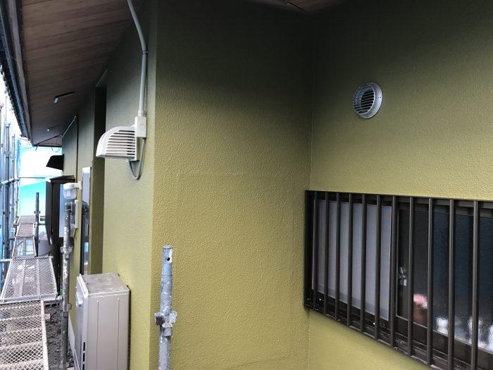 外壁塗装 山梨市