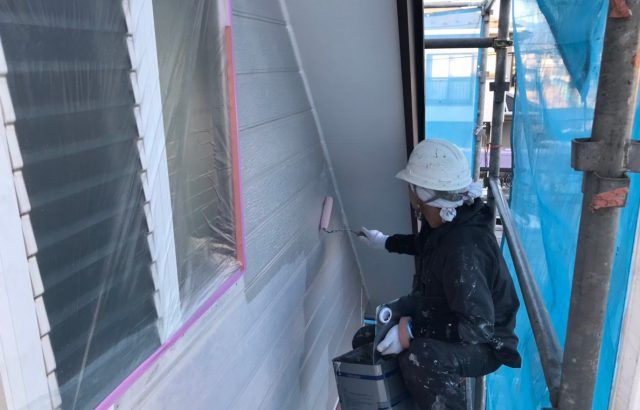 外壁塗装 甲府