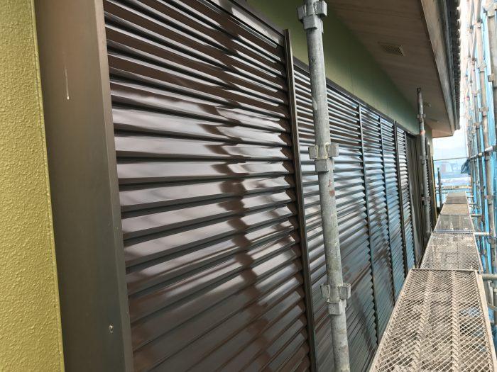 外壁塗装 山梨市 施工後