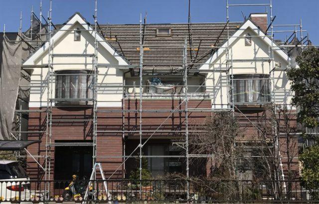 山梨 屋根外壁塗装ロハス (3)