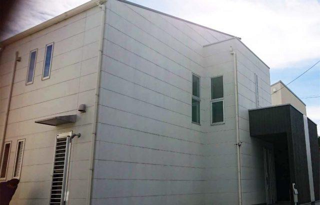 山梨県南アルプス市 外壁塗装・屋根塗装 アドグリーンコート