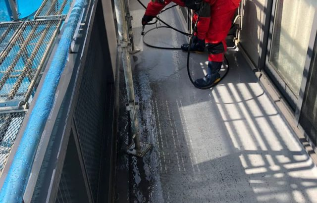 屋上・ベランダ防水工事が大切な理由
