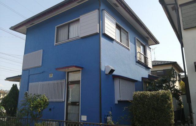 山梨県笛吹市 外壁塗装 屋根塗装 屋根履き替え工事 クラック補修