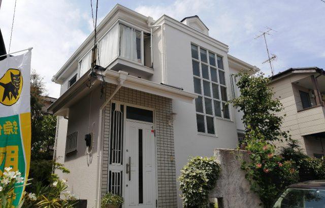 山梨県韮崎市 外壁塗装 屋根塗装 シーリング工事 付帯部塗装
