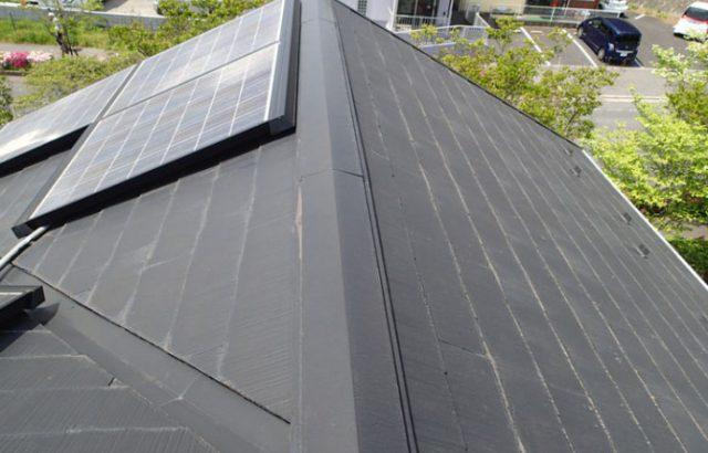 スレート屋根、カラーベスト、コロニアル屋根