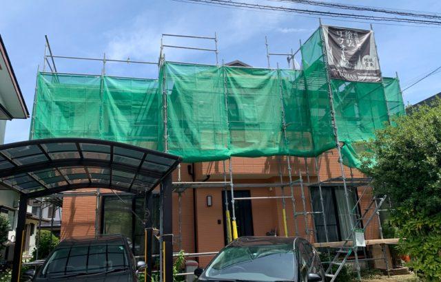 富士河口湖町M様邸、外壁塗装屋根カバー工事完了